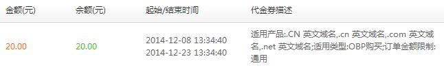 万网12月com/net/cn域名新购活动-VPS推荐网