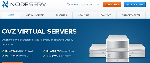 NODESERV -2015 3月优惠  OpenVZ VPS 2 GB 200G大硬盘 $29.95/6 months!-VPS推荐网