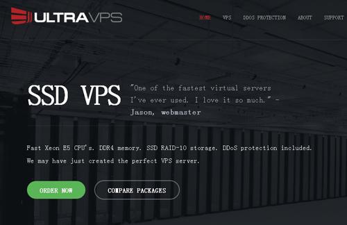 ultravps-2015美国vps全场4折优惠活动,最低年付$16-VPS推荐网