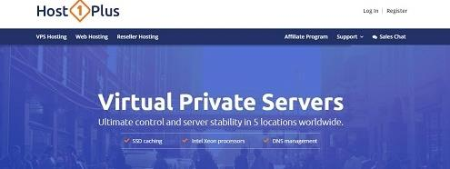 host1plus-南非VPS特价优惠码 1核 768M内存 60g硬盘 年付15.3美元 支持支付宝-VPS推荐网