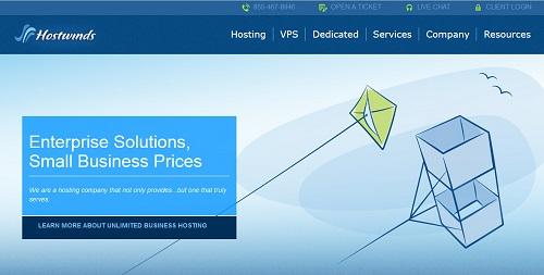2016黑色星期五 hostwinds全场虚拟主机/VPS主机/服务器优惠活动-VPS推荐网