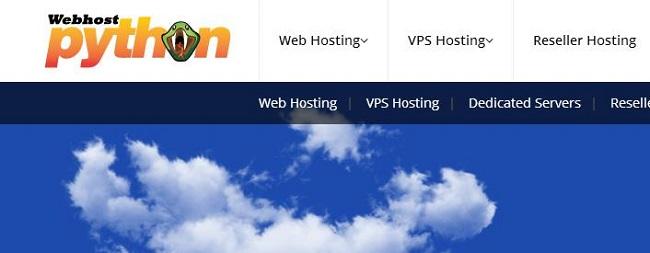 webhostpython 美国主机年付5折优惠 SSD硬盘-VPS推荐网