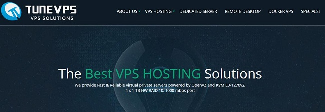 tunevps 年付KVM VPS主机 支持windows系统 支持支付宝-VPS推荐网