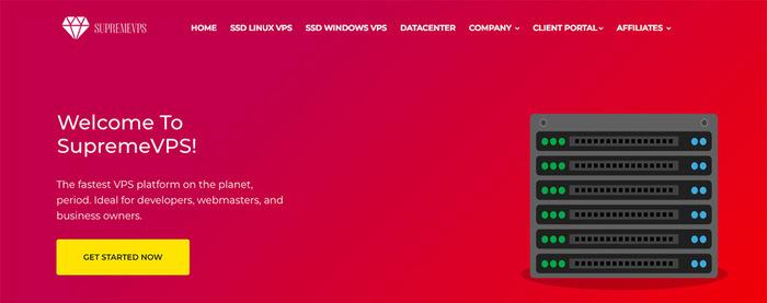 SupremeVPS 洛杉矶KVM VPS服务器/windows系统/1G内存 年付30美元-VPS推荐网