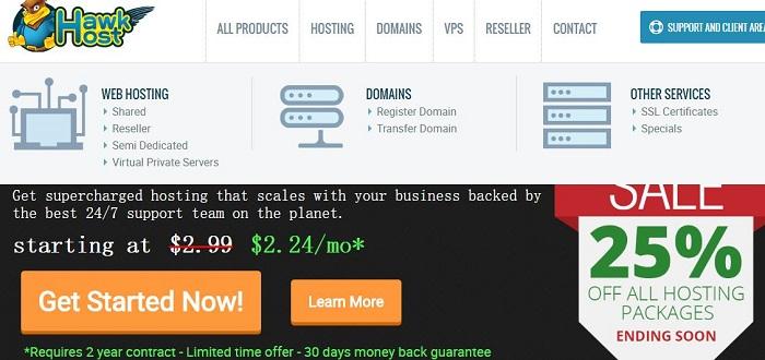 #稳定#hawkhost 达拉斯/纽约/新加坡KVM VPS服务器 月付5美元起,无需优惠码