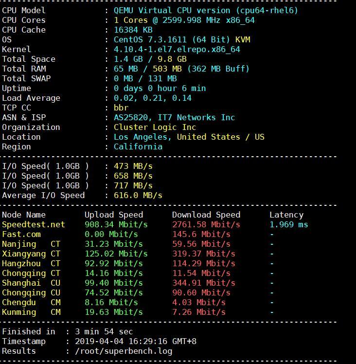 搬瓦工美国CN2 GIA系列KVM VPS服务器特价VPS主机方案补货/年付49.99美元-VPS推荐网