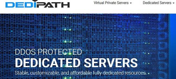 dedipath 2019年4月美国VPS主机5折优惠码/100Mbps带宽/不限流量-VPS推荐网