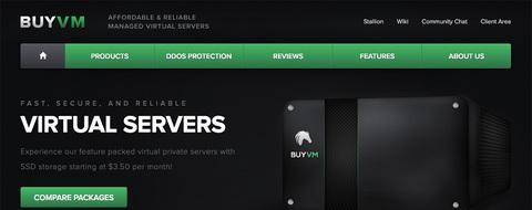 buyvm 美国KVM VPS虚拟服务器补货与如何免费领取DA面板授权码-VPS推荐网