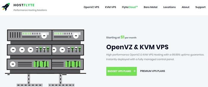 Hostflyte美国便宜VPS服务器/KVM架构/洛杉矶CN2 GT线路/1Gbps带宽/年付14.4美元起-VPS推荐网