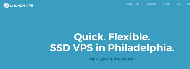 launchvps美国便宜KVM VPS服务器/费城/东海岸/年付24美元起-VPS推荐网