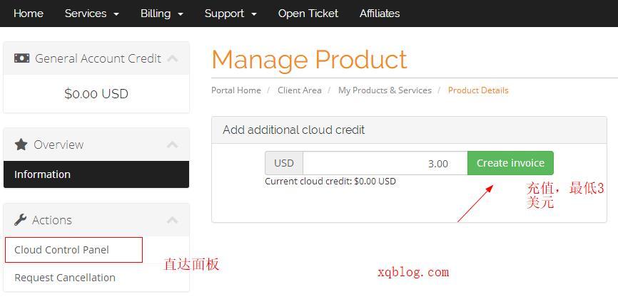 RamNode基于OpenStack云服务器平台账号开通与云服务器订购流程-VPS推荐网