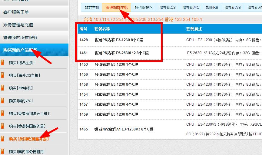 80VPS香港站群服务器优惠/10Mbps带宽不限流量/232个IP/月付1350元-VPS推荐网
