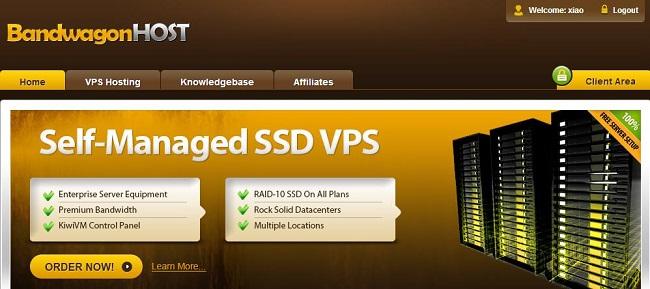 搬瓦工洛杉矶KVM VPS服务器CN2 GIA线路DC6补货/512M内存/年付46.8美元-VPS推荐网