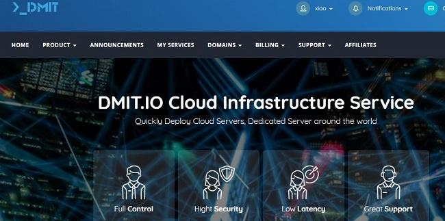 DMIT提供洛杉矶特价年付VPS主机一款/洛杉矶CN2 GIA网络/1G内存/年付88.88美元-VPS推荐网