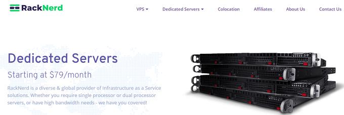RackNerd美国独立服务器,美国1C/4C/8C/16C段站群服务器月付109美元起-VPS推荐网