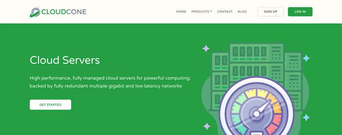 cloudcone两款小内存年付促销VPS主机方案/洛杉矶MC机房/年付14美元-VPS推荐网